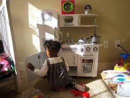 2 Piece Retro Kitchen Furniture Appealing Kidkraft Pink Retro Kitchen And Refrigerator