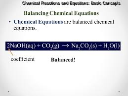 chapter 10 chemical reactions and equations ppt balancing chemical equations worksheet answer key