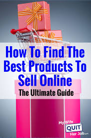 Simple Products Profit How To Find The Best Products To Sell Online The Ultimate