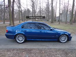 2000 BMW M5 - Information and photos - ZombieDrive