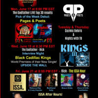 Hear the Crazy Daysies on Music Mafia Radio June 21 – INDIE ART SOUTH