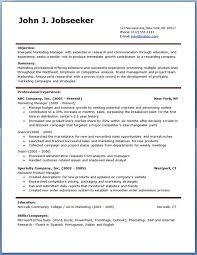 Free Resume Examples Musiccityspiritsandcocktail Com