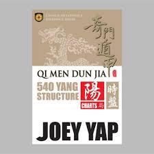 Qi Men Dun Jia 540 Yang Structure Nook Book