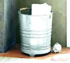 trash chute garbage can 1 small steel with lovely full size of bathroom accessories countertop waste garbage chute a counter trash countertop