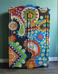 furniture painting ideas22 Inspirations for Wood Furniture Decoration with Paint