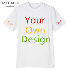Personalized Tshirt Design Custom T Shirt Personalized Tee Add Your Design Logo Image