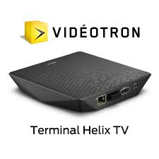 The videotron xr15 remote control offers streamlined tv viewing experience, making it easy to set up and simple to use. Videotron Terminal Helix Tv Laliberte Electronique