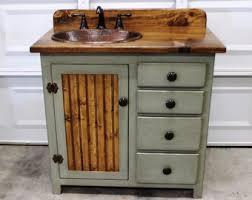 Rustic bathroom vanities 36 inch Rustic Cabin Bathroom Vanity 36 Etsy Bathroom Vanity 36 Rustic Farmhouse Bathroom Vanity Etsy