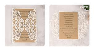 kalidad prints and favors Wedding Invitation Stores In Manila lc0041 laser cut envelopment wedding invitation shops in manila