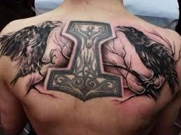 языческие тату татуировки 28 фото