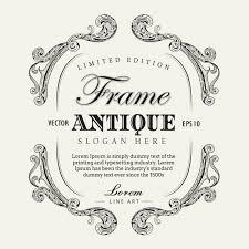 Antique frame Diy Antique Frame Hand Drawn Vintage Label Banner Vector Illustratio Premium Vector Antique Picture Frames Antique Frame Hand Drawn Vintage Label Banner Vector Illustratio