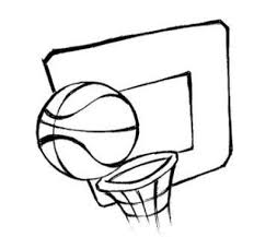 Small Picture Printable Basketball Coloring Pages Coloring Me