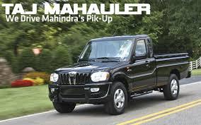 Taj Mahauler: We Drive Mahindra's Diesel Pik-Up - PickupTrucks.com News
