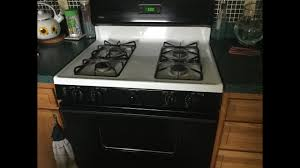 kenmore elite gas oven. kenmore oven gas range stopped working. easy fix. elite