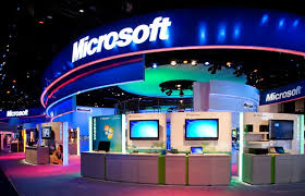 Trade Show Booth Design Ideas trade show booth lighting and color example