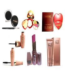 mac lakme makeup bo pack of 6 contour kit