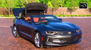 chevrolet camaro 2016 interior. 2016 chevrolet camaro convertible sixth generation exterior u0026 interior design hd youtube