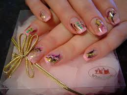 nail art : French Manicure And Nail Art Ideas Beautiful Design ...