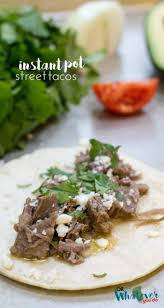 instant pot beef street tacos recipe