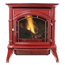 natural gas fireplace ventless. Appealing Ashley Btu Vent Natural Gas Stove Red Enameled For Standing Fireplace Styles And Oven Concept Ventless