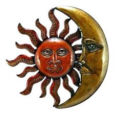 >metal moon wall art lovely sun wall decor medium size of painted  metal moon wall art lovely sun wall decor medium size of painted metal sun and moon wall art sunburst wall large metal sun moon wall art