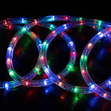 2 Wire Vs 3 Wire Rope Light West Ivory 3 8 50 Feet Mixed Colors Led Rope Lights 2 Wire Accent Holiday Christmas Party Decoration Extendable Lighting 10 25 60 150 Ft