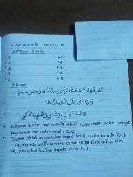 Kunci jawaban aktivitas 3 1 tabel 3 1 perumusan uud negara ri. Pelajaran Pai Kelas 9 Halaman 153 156 Brainly Co Id