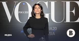 Главным редактором <b>Vogue</b> Russia назначили Ксению ...