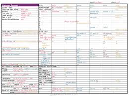 Patient History Chart The Integrated Summary A Documentation Tool To Improve