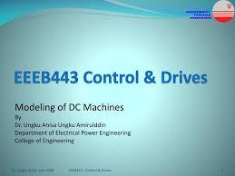 eeeb443 control drives n