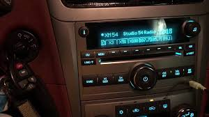 GM radio auxiliary input fix and repair - YouTube