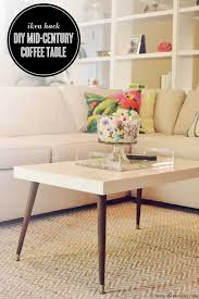 ikea lack coffee table high gloss white painting