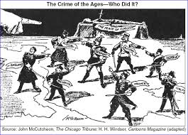 Image result for World War III, CARTOON