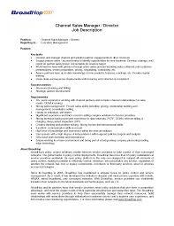 Inside Sales Job Description Resume Inside Sales Resume Example Toreto Co Representative Job Description 23