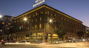 The Hotel Normandie is located in the heart of L.A.'s hottest nightlife  spot: Koreatown.