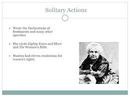 Elizabeth Cady Stanton Quotes New Elizabeth Cady Stanton Ppt Video Online Download