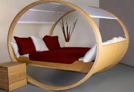 circular furniture. 3D Circular Bed Furniture .