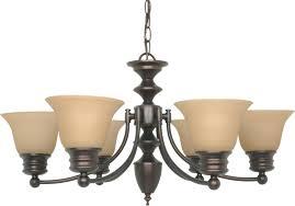 empire orb bronze chandelier alabaster glass 26 wx14 h