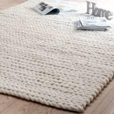 carpet beige stockholm 160x230 maisons di monde