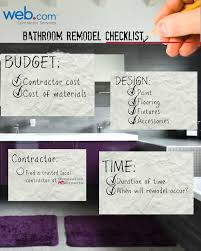 bathroom remodeling checklist bathroom remodel checklist renovationexperts com