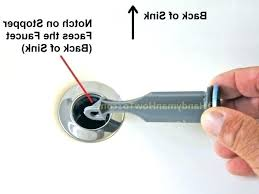 kohler bathtub drain replacement parts replacing fix stopper stuck alluring of best remove