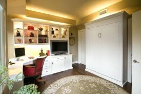murphy bed home office. Murphy Bed Office Collection White Home With Wall By Valet Custom Cabinets Traditional