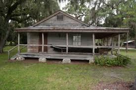Florida Cracker House  Fort Christmas A Wrap Around Porch Or Florida Cracker Houses