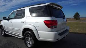 2005 Toyota Sequoia Limited For Sale~Leather~Moon~Captains ...