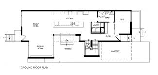 Mini st Zen Like Barn With External Cladding in Ottawa  Canada    Collect this idea Ground Plan
