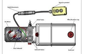 kti hydraulic pump wiring diagram kti image wiring kti dual action hydraulic pump remote 6 qt
