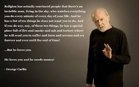 Best Carlin Quotes