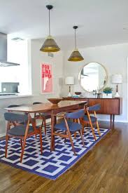 rug under dining table size image of blue rug for dining table dining room table area rug under dining table size