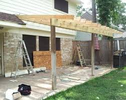 simple wood patio covers. Contemporary Wood How To Build A Wood Patio Cover Simple Covers Elegant Plans For Wooden   For Simple Wood Patio Covers