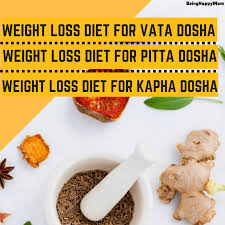 Vata Foods Chart Ayurvedic Diet Plan For Weight Loss Being Happy Mom